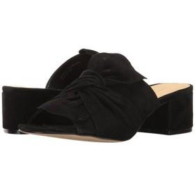 (チャイニーズランドリー)Chinese Laundry レディースサンダル・靴 Marlowe Black Kid Suede 8 25cm M [並行輸入品]
