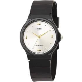 送料無料 カシオ MQ-76-7A1L ウレタンベルト ラウンド シルバー メンズ レディース 腕時計 チープカシオ チプカシ