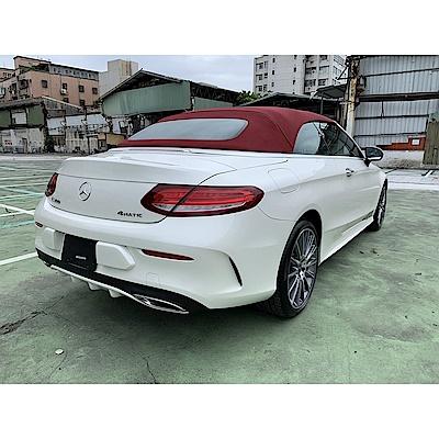 [訂金賣場]2017 CPO Mercedes-Benz C300-M-Benz 賓士(外匯車)