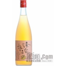 【酒 ドリンク 】蜂蜜梅酒 ローヤルゼリー入り 720ml(4739)