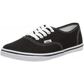 [バンズ] レディース Authentic Lo Pro Skateboarding Shoes Mixed Be カラー: ブラック