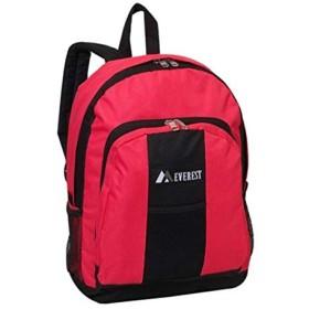 [エバーレスト] メンズ バックパック・リュックサック Backpack with Front and Side Pockets (Se [並行輸入品]