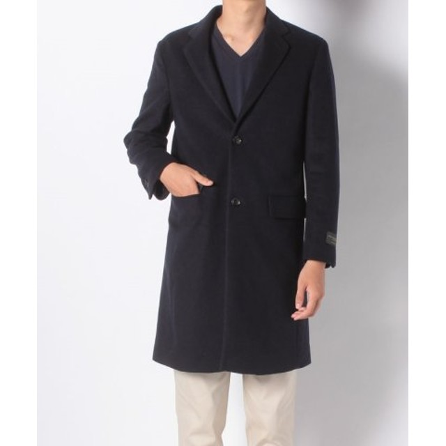 (URBAN RESEARCH OUTLET/アーバンリサーチ アウトレット)【UR】CHESTERFIELDCOAT/メンズ ネイビー 送料無料