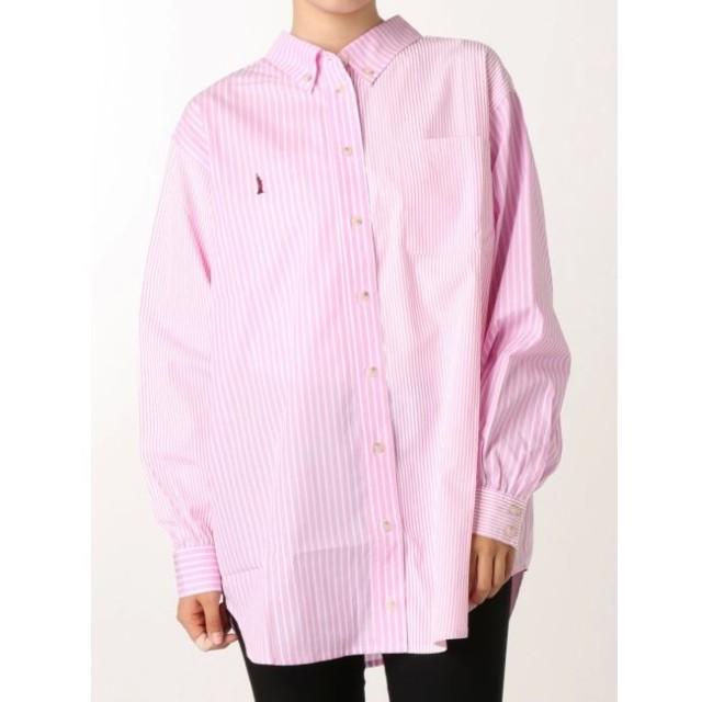 【ジュエティ/jouetie】 EASTBOY ブロッキングシャツ