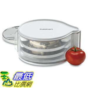 [美國直購] Cuisinart DLC-DH 食物調理機周邊 收納盒 Disc Holder
