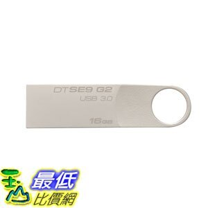 [8美國直購] 隨身碟 Kingston Digital 16 GB DataTraveler SE9 G2 USB 3.0 Flash Drive (DTSE9G2/16GB)