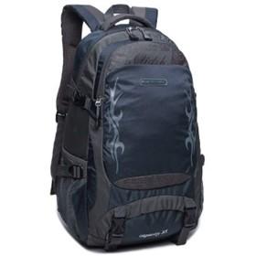 登山リュック 30L アウトドア 大容量 通勤 通学 ハイキング スポーツ クライミング カジュアル 防災 軽量 防撥水 旅行 登山かばん ネイビー