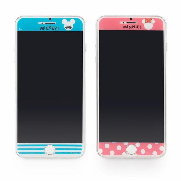 【Disney 】iPhone 6 Plus/6s Plus 彩繪保護貼-現代風系列