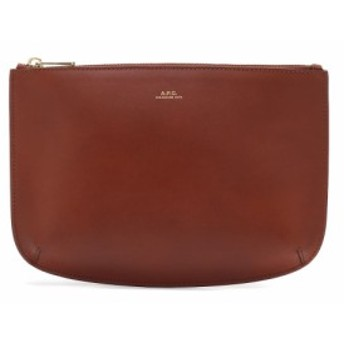 アーペーセー A.P.C. レディース ポーチ Sarah leather pouch