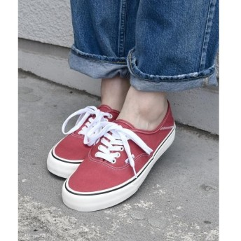 SHIPS for women / シップスウィメン VANS:【SHIPS限定】AUTHENTIC◇
