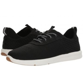 TOMS(トムス) メンズ 男性用 シューズ 靴 スニーカー 運動靴 Cabrillo - Black Heritage Canvas/Basketweave 9.5 D - Medium [並行輸入品]