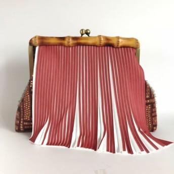 Bamboo Clutch Bag / 2053