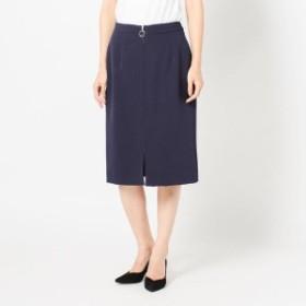 ミューズ リファインド クローズ(MEW'S REFINED CLOTHES)/ジップタイトスカート