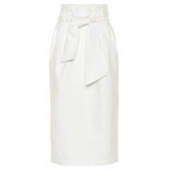 ガブリエラ ハースト Gabriela Hearst レディース ひざ丈スカート スカート Jordan belted cotton midi skirt