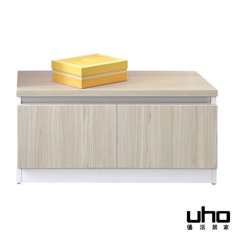 【UHO】艾美爾系統2.5尺坐鞋櫃