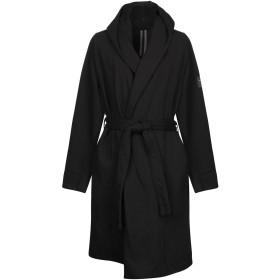 《期間限定 セール開催中》RICK OWENS メンズ ライトコート ブラック XS コットン 100%