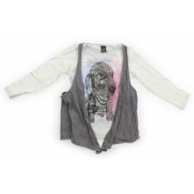 【ザラ/ZARA】Tシャツ・カットソー 100サイズ 女の子【USED子供服・ベビー服】(436330)