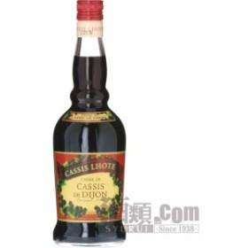 【酒 ドリンク 】ルジェ ロット クレーム ド カシス 700ml(4417)