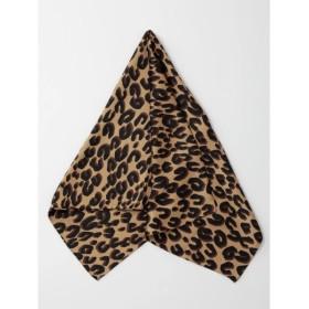 [マルイ]【セール】豹柄スカーフ/セシルマクビー(CECIL McBEE)