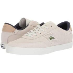 [ラコステ] メンズ 男性用 シューズ 靴 スニーカー 運動靴 Court-Master 418 1 - Off-White/Natural 8.5 M [並行輸入品]