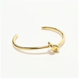 (import select Musee/import select Musee)46P466BRA.35OR Extra Thin Bracelet エクストラ シン ブレスレット ブラス バングル Gold レディース/レディース GOLD 送料無料