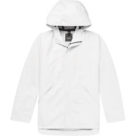 《セール開催中》THEORY メンズ ライトコート ホワイト XXL ポリエステル 100%