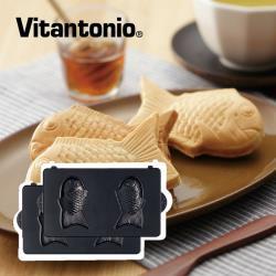 日本Vitantonio 鬆餅機鯛魚燒烤盤 PVWH-10-PO