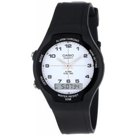 送料無料 CASIO カシオ AW-90H-7B スタンダード 腕時計 STANDARD メンズ アナデジ チープカシオ チプカシ