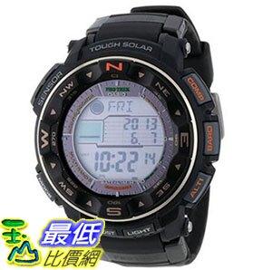 [美國直購] 手錶 Casio Mens PRW-2500R-1CR Pro Trek Tough Solar Digital Sport Watch
