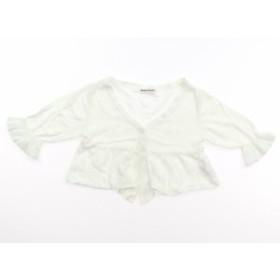 【べべ/BeBe】カーディガン 100サイズ 女の子【USED子供服・ベビー服】(436621)