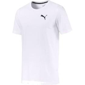 プーマ(PUMA) ACTIVE ソフト ショートスリーブ Tシャツ 852522 02 プーマホワイト XL