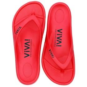 ビバアイランド VIVA ISLAND FLIP FLOP 39 Red