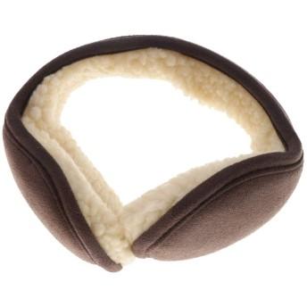FLAMEER 屋外 スキー 耳カバー イヤーマフ 耳包み 大人 ウォーマー 男女用 保暖 調節可能 軽量 全5色 - 暗灰色