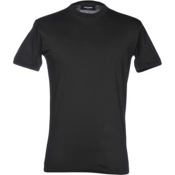 《セール開催中》DSQUARED2 メンズ T シャツ ブラック XS コットン 100%