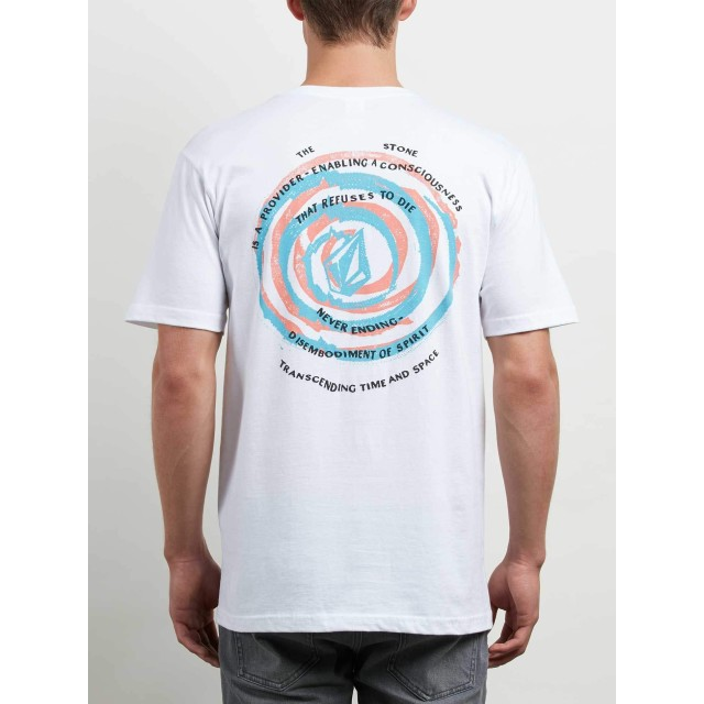 WHT(ホワイト) / Lサイズ/VOLCOM ボルコム Tシャツ COMES AROUND S/S TEENO102