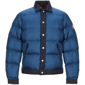 《期間限定セール開催中!》RO ROGER'S メンズ ダウンジャケット ブルーグレー 46 ポリエステル 100% / コットン
