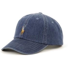[ポロ ラルフローレン] POLO RALPH LAUREN 正規品 メンズ キャップ ポニーロゴ 帽子 COTTON CHINO BASEBALL CAP 並行輸入品 (コード:40340805a8-1)