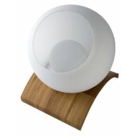 【アロマの香りと6色の幻想的な光でリラックス空間を演出】 arobo(アロボ) アロマディフューザー CLV-281(専用ソリューション (30ml)