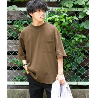 URBAN RESEARCH ITEMS / アーバンリサーチ アイテムズ シルケットビッグTシャツ