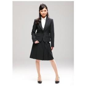 〈小さいサイズ〉大人気!美人度UP洗えるスカートスーツ 【小さいサイズ・小柄・プチ】事務服・ベストスーツ