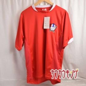 【中古】(未使用) ワールドサッカースポーツウエア サッカー タイ代表 ユニフォーム/ゲームシャツ 半袖 シャツ レッド/ホワイト