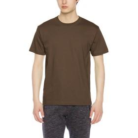 [クロスアンドステッチ] Tシャツ OE1116 メンズ ブラウン 日本 XS-(日本サイズXS相当)