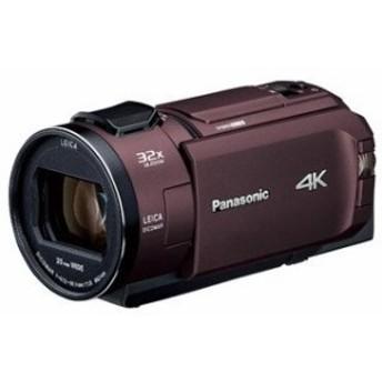 パナソニック HC-WZX2M デジタル4Kビデオカメラ カカオブラウン HCWZX2M