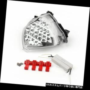 BikeMaster Integrated LED Taillight Clear fits Suzuki GSX-R1000 2003-2004