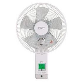 シィー・ネット 【扇風機】DCモーター搭載 壁掛け扇(リモコン付 ホワイト)C:NET CKBD305XR