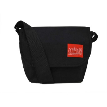 Manhattan Portage Casual Messenger 1605JR BK [並行輸入品]