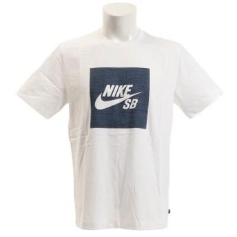 ナイキ(NIKE) SB シャンブレー 半袖Tシャツ BV7034-100FA19 (Men's)