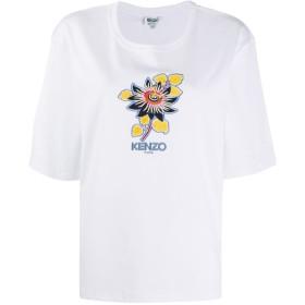 Kenzo フローラル Tシャツ - ホワイト