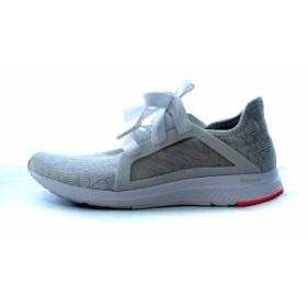 【中古】アディダス adidas bounce スニーカー ランニングシューズ 23.5p 白 ホワイト AQ3471 /AK22 レディース