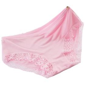 ショーツ レディース レース ショーツ 下着 レディース 女性 パンツ インナー 股上浅めのデザイ ショーツ かわいい カラー ピンク 170
